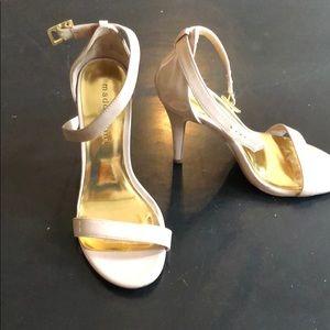 Madden Girl strappy heels size 7.5